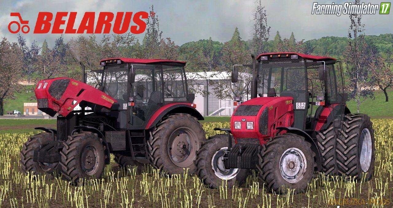 Belarus MTZ-1523 v3.0 for FS17