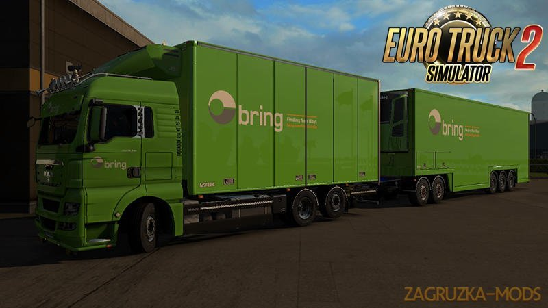 MAN TGX 2010 v5.3 by XBS (Updated) (1.34.x) for ETS2