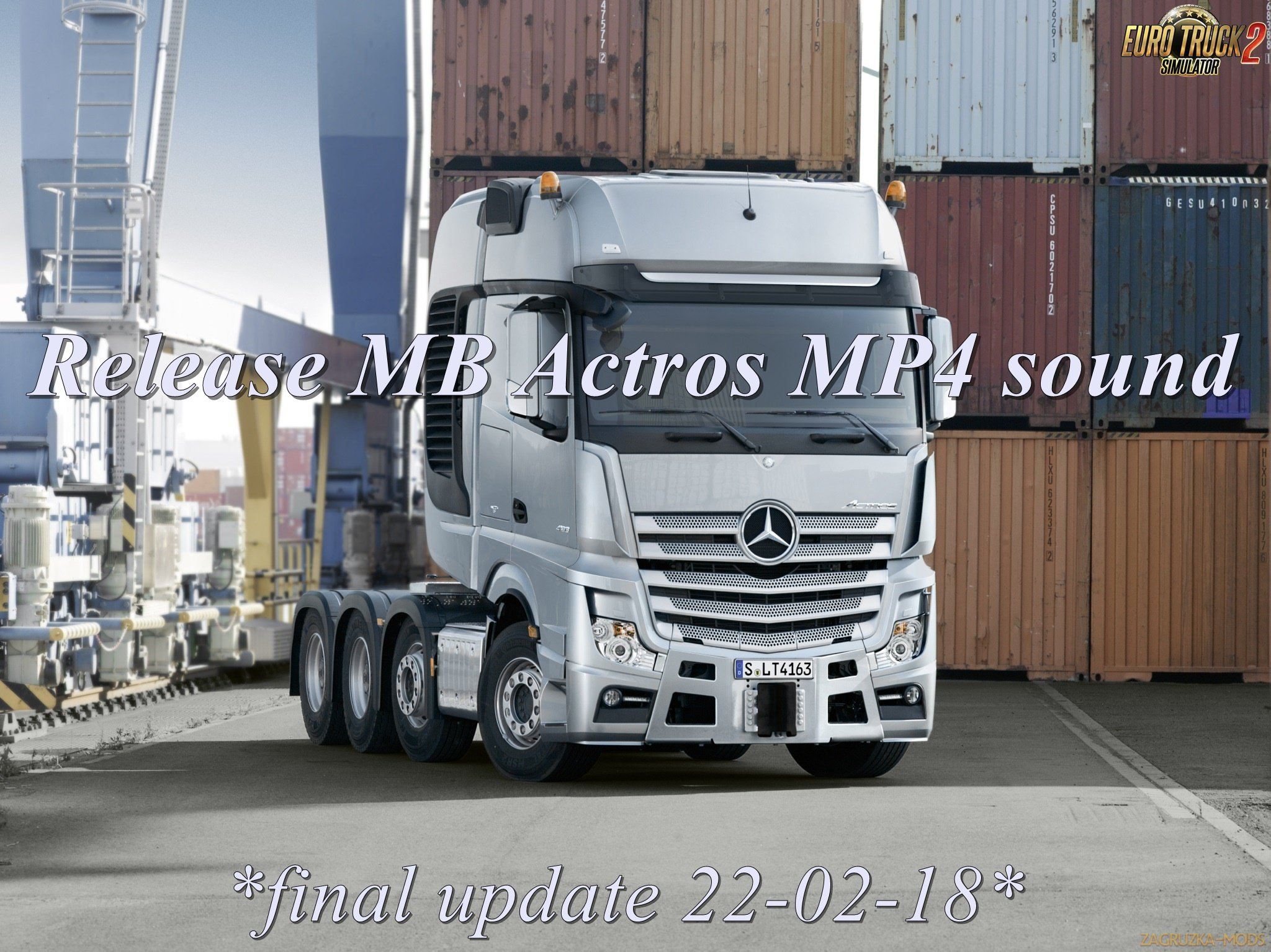 Release Mb Actros Mp4 Sound-final update