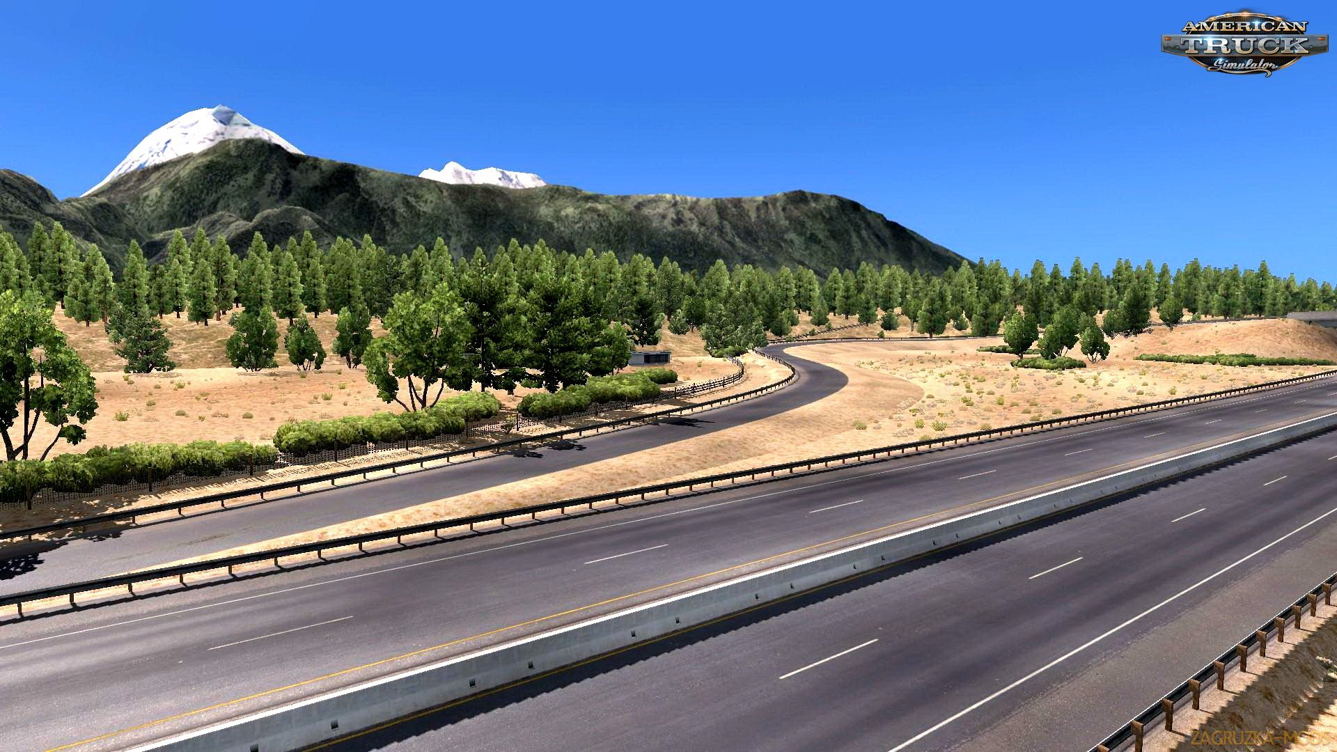 The American West Project v1.0 by Dybr (1.30.x) for ATS
