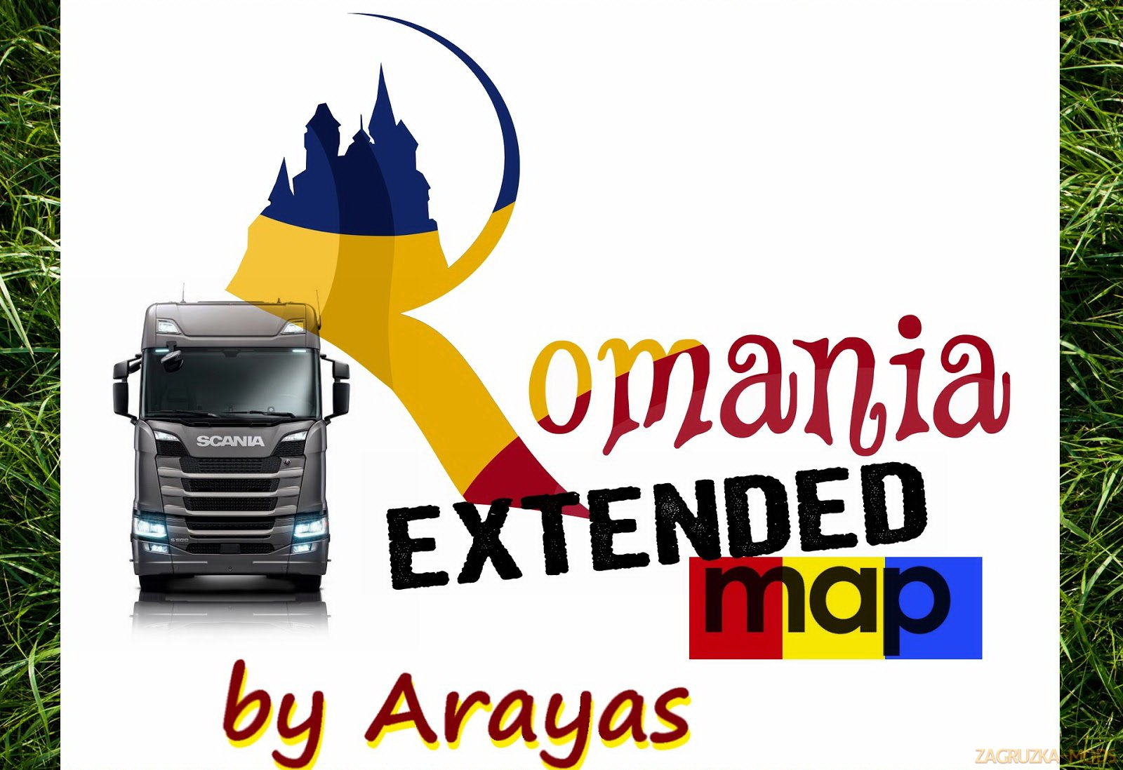 Romania Extended Map v1.7 by Arayas [1.31.x]