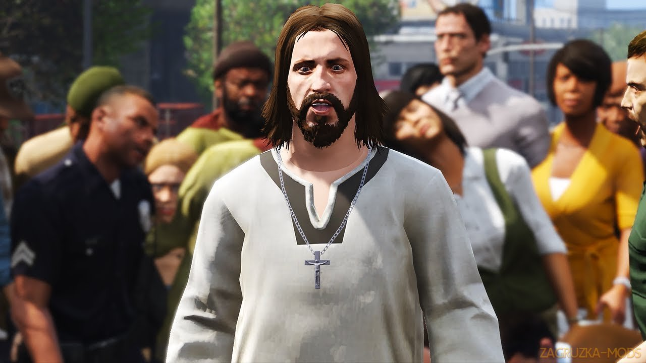 Jesus Christ Mod v3.127 for GTA 5