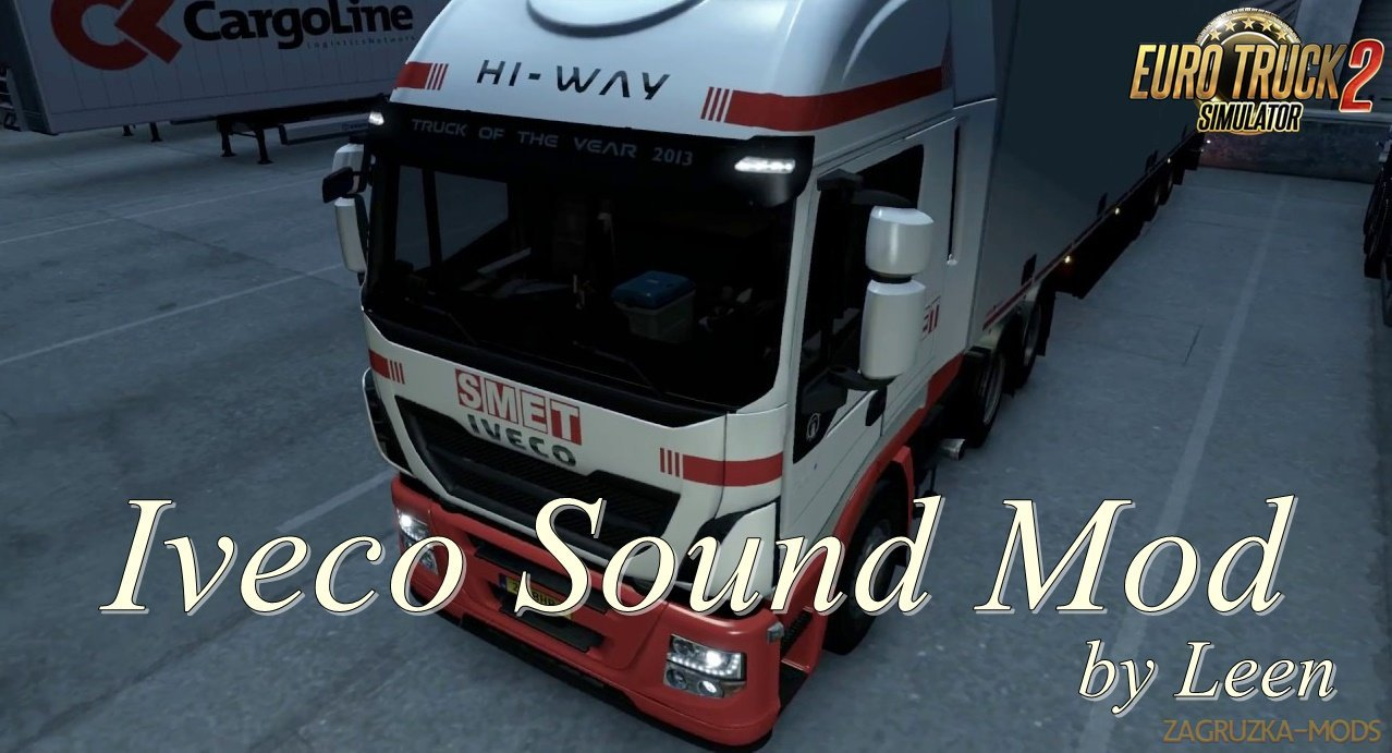 Iveco Sound Mod by Leen