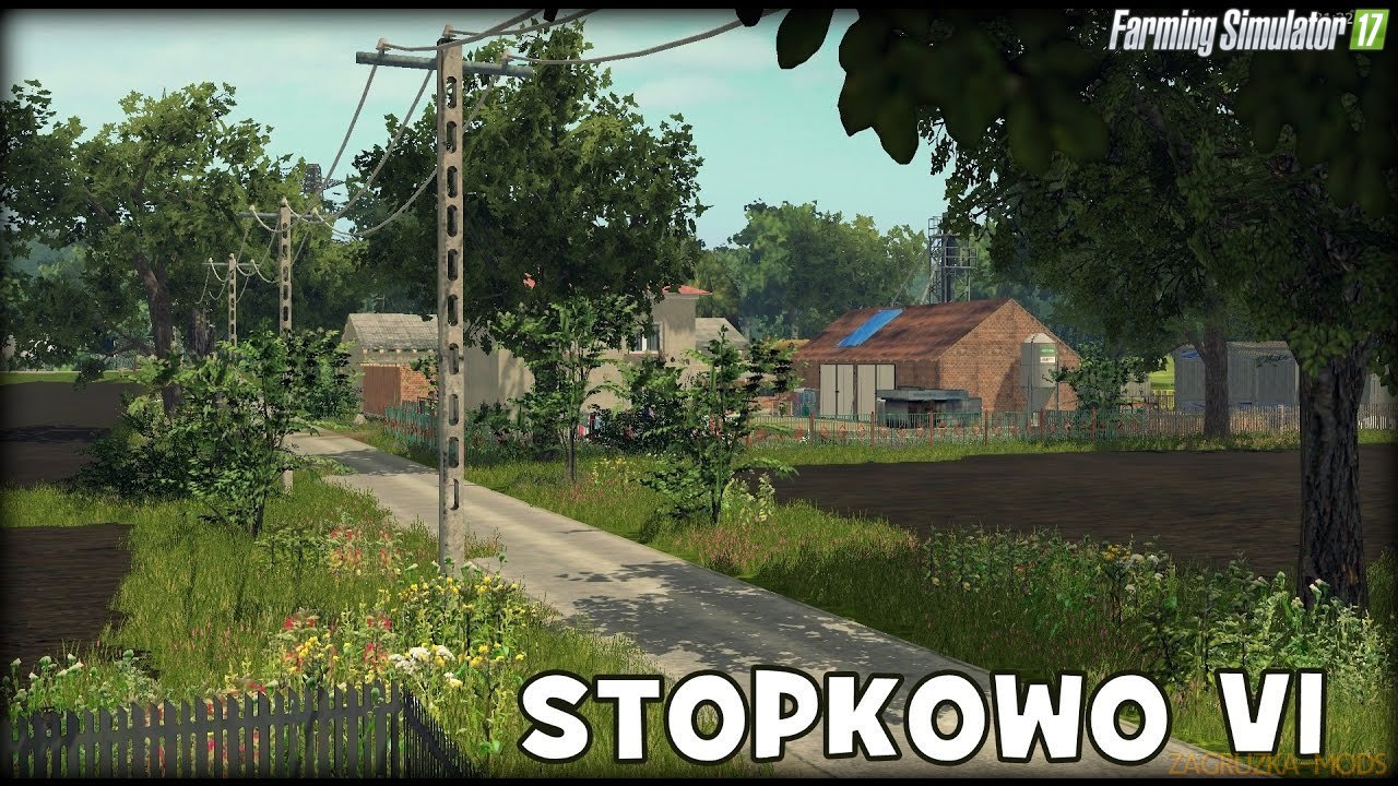 Stopkowo Map v5.0 for FS 17