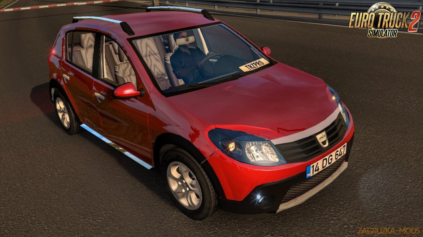 Dacia Sandero 2010 for Ets2