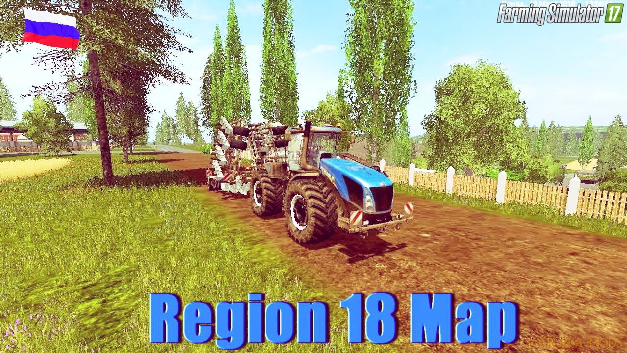 Region 18 Map v0.7 for FS 17