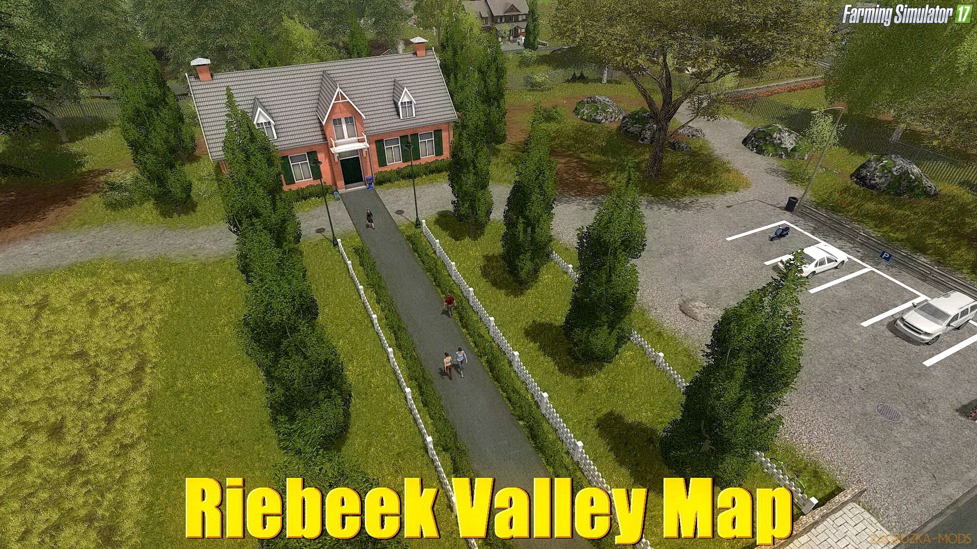 Riebeek Valley Map v1.0 for FS 17