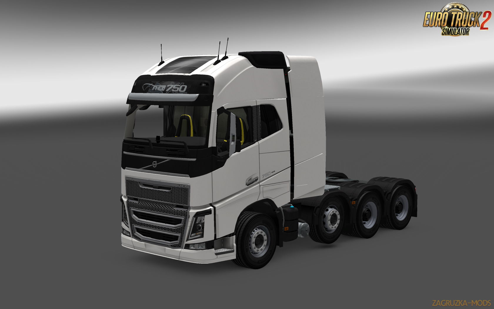 Volvo FH&FH16 2012 Reworked v3.1 - Updated