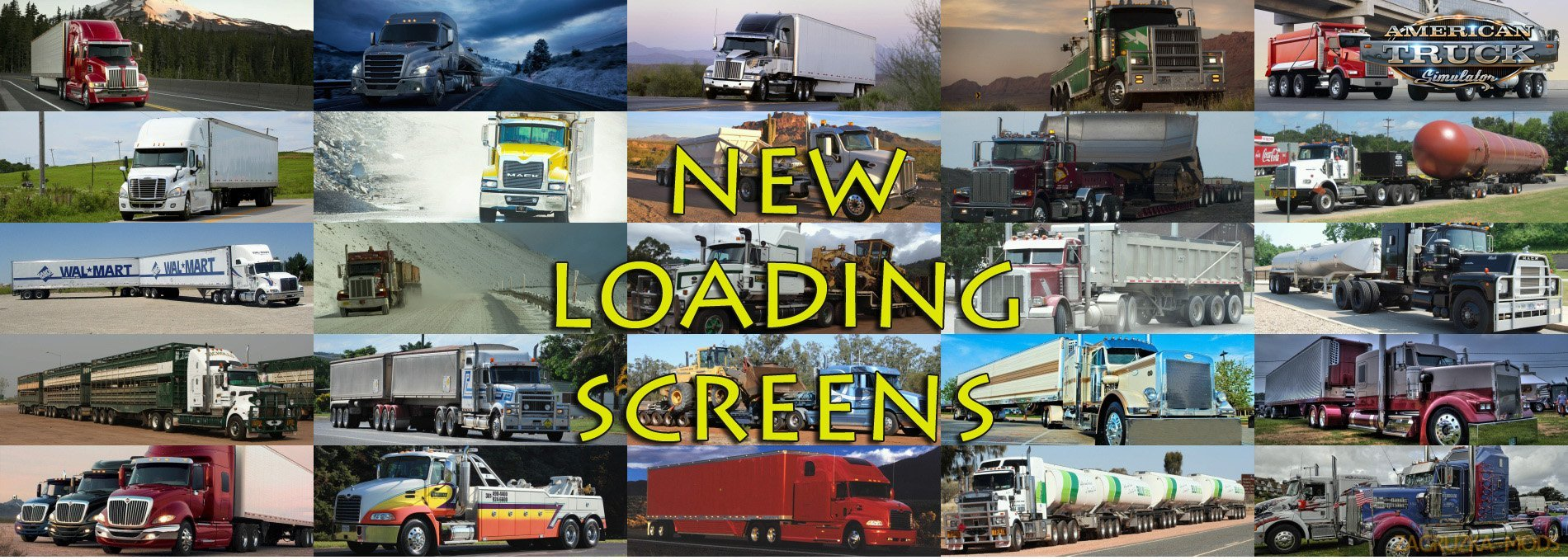75 new loading screens for Ats