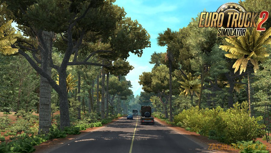 Tropical Environment v3.9 by Grimes [1.31.x]