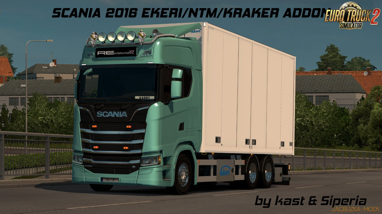 Kraker/NTM/Ekeri Tandem addon for Next Gen Scania by Siperia [1.33.x]