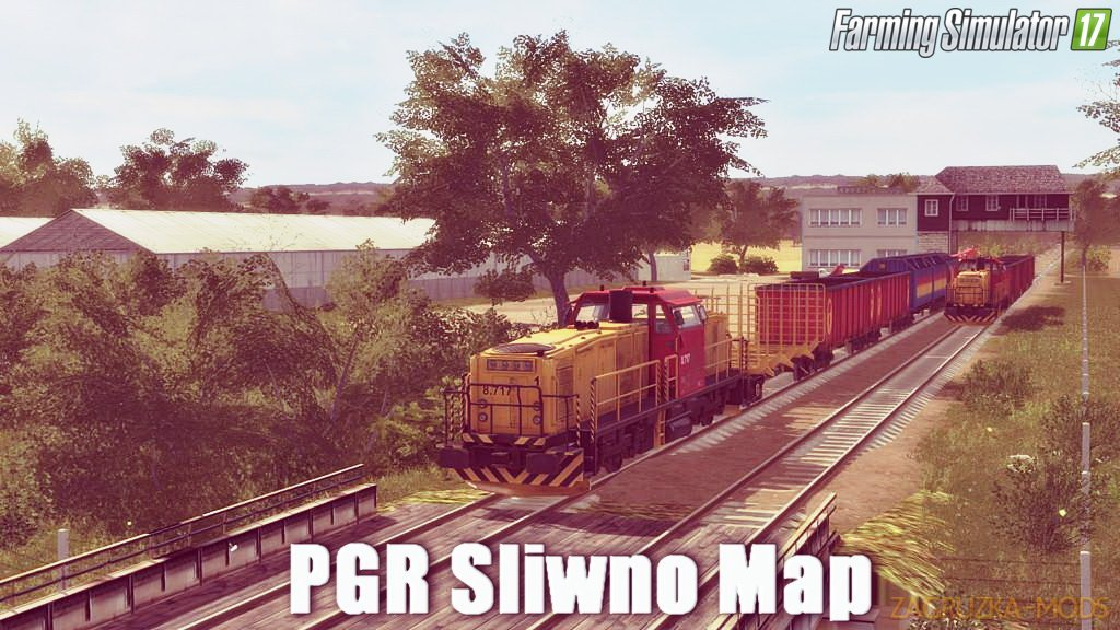 PGR Sliwno Map v1.0 for FS 17