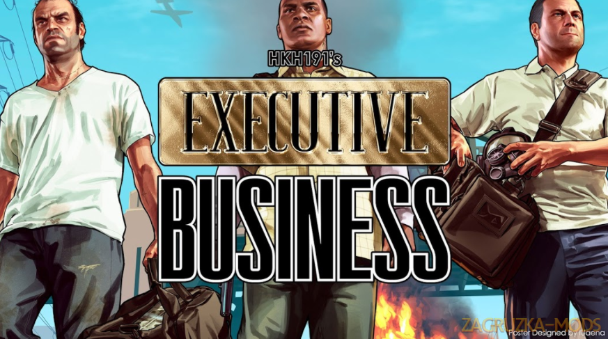Executive Business Mod v3.3 for GTA 5