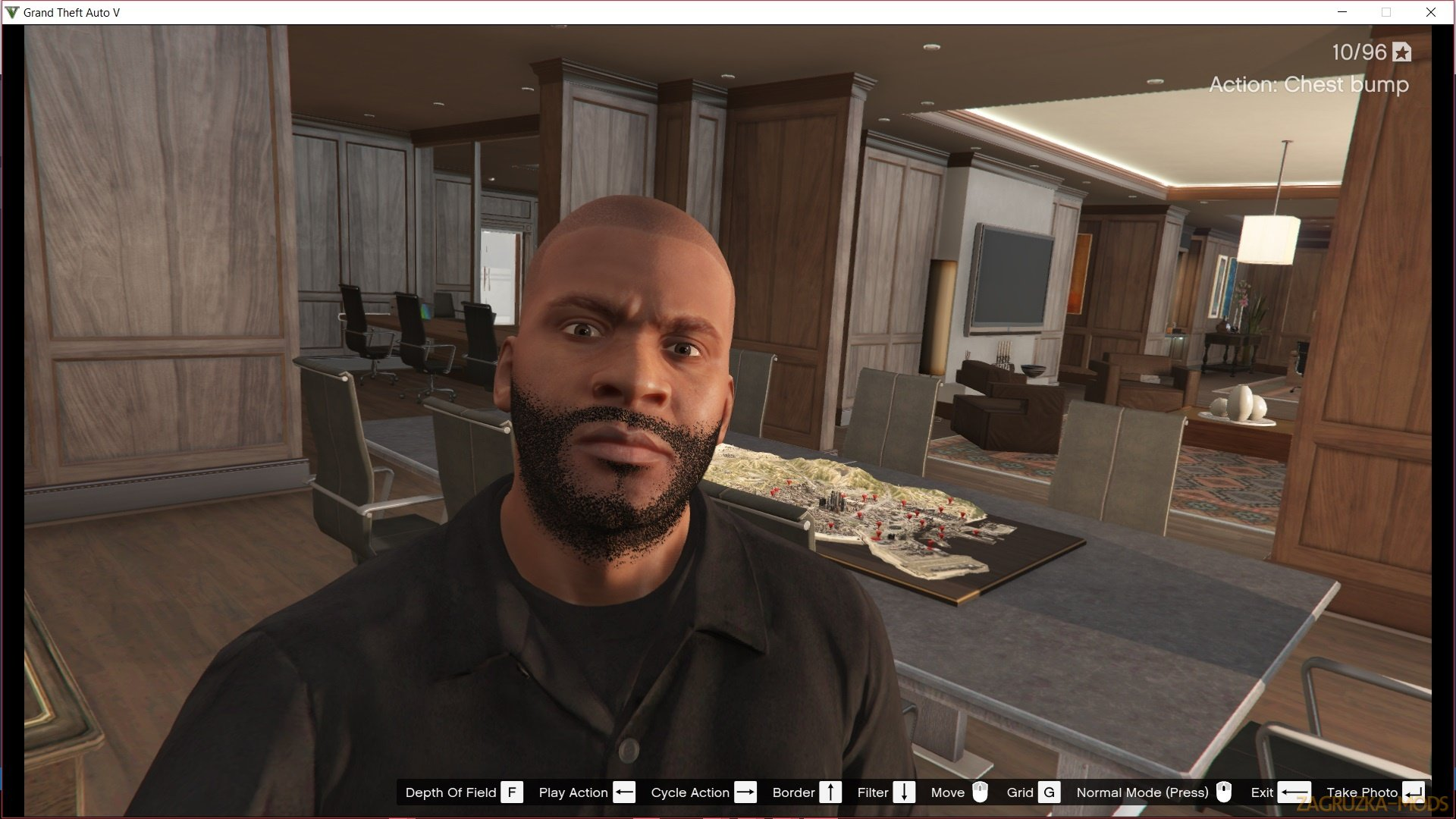 Executive Business Mod v3.0 for GTA 5