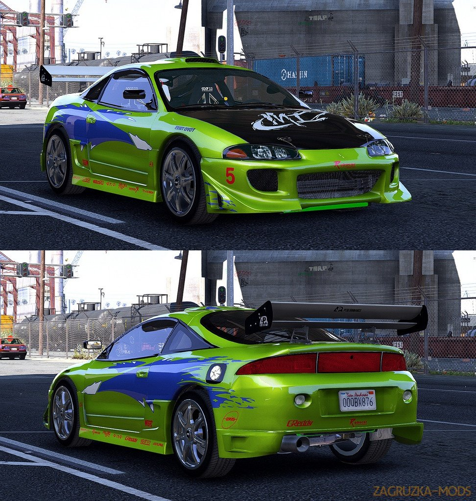 The Fast And The Furious Cars Pack V3.0 For GTA 5