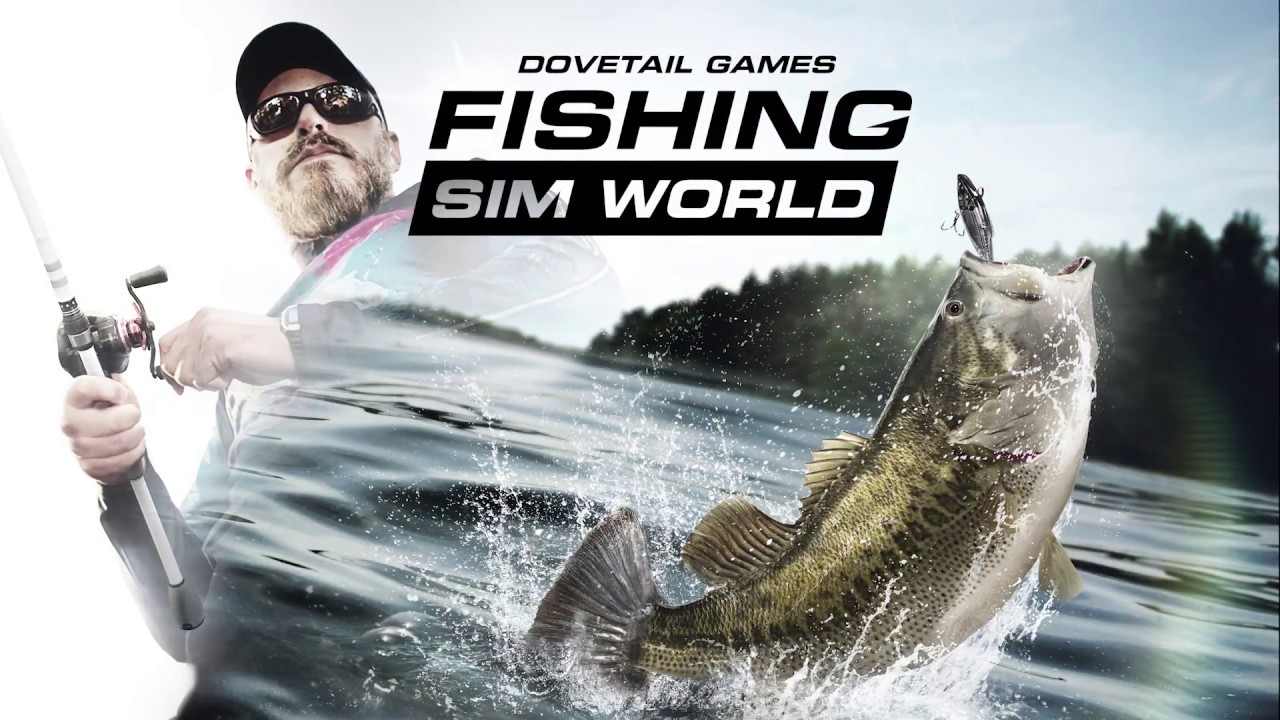 Fishing Sim World - Announcement Trailer (2018)