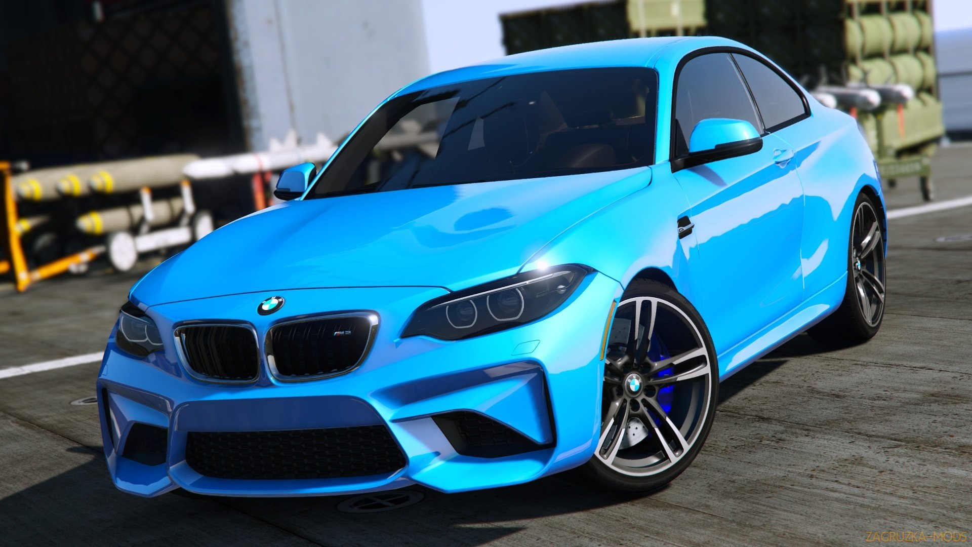 BMW M2 2016 + Tuning v3.0 for GTA 5