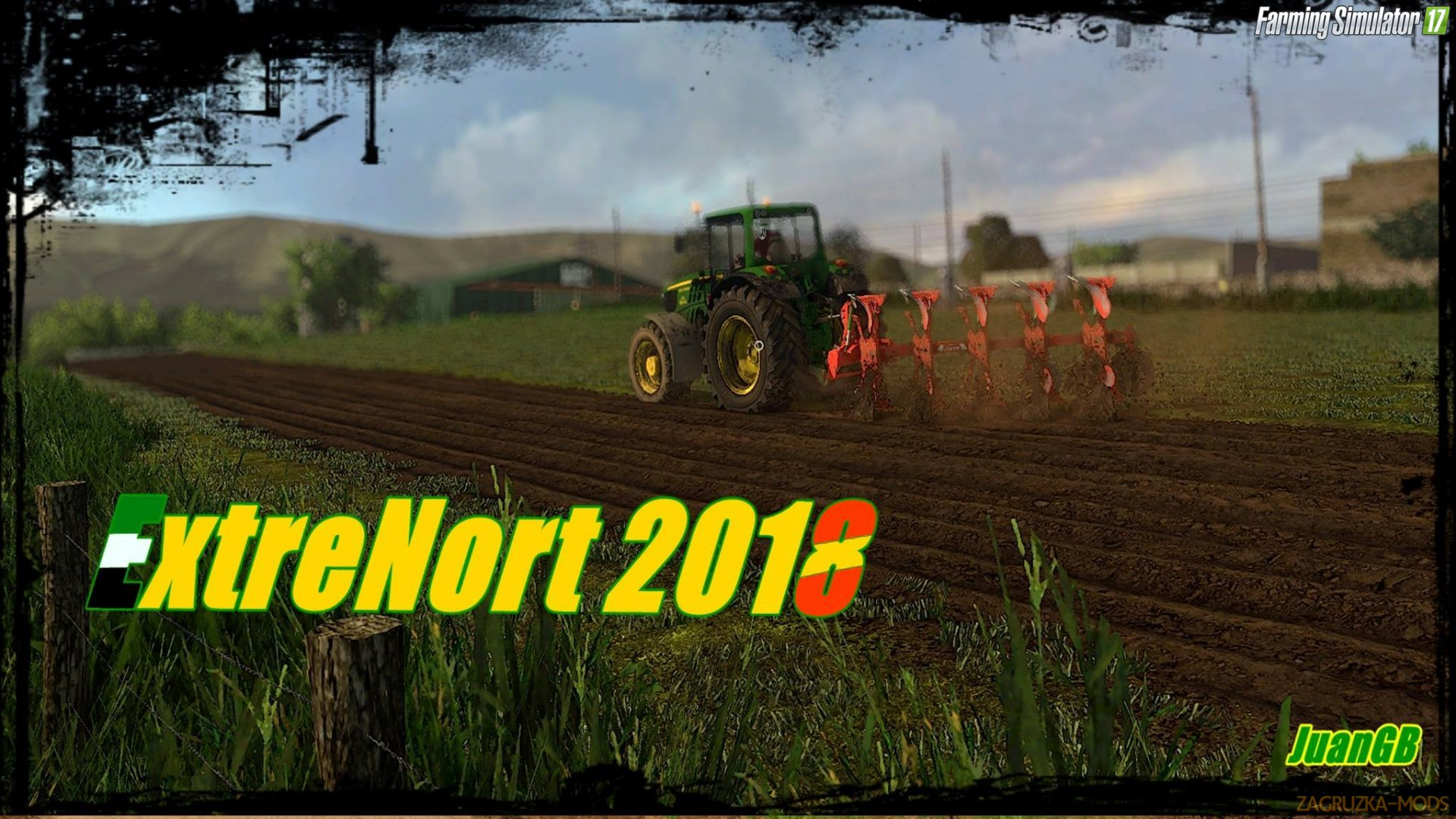 ExtreNort Map 2018 v1.0 by JuanGB for FS 17