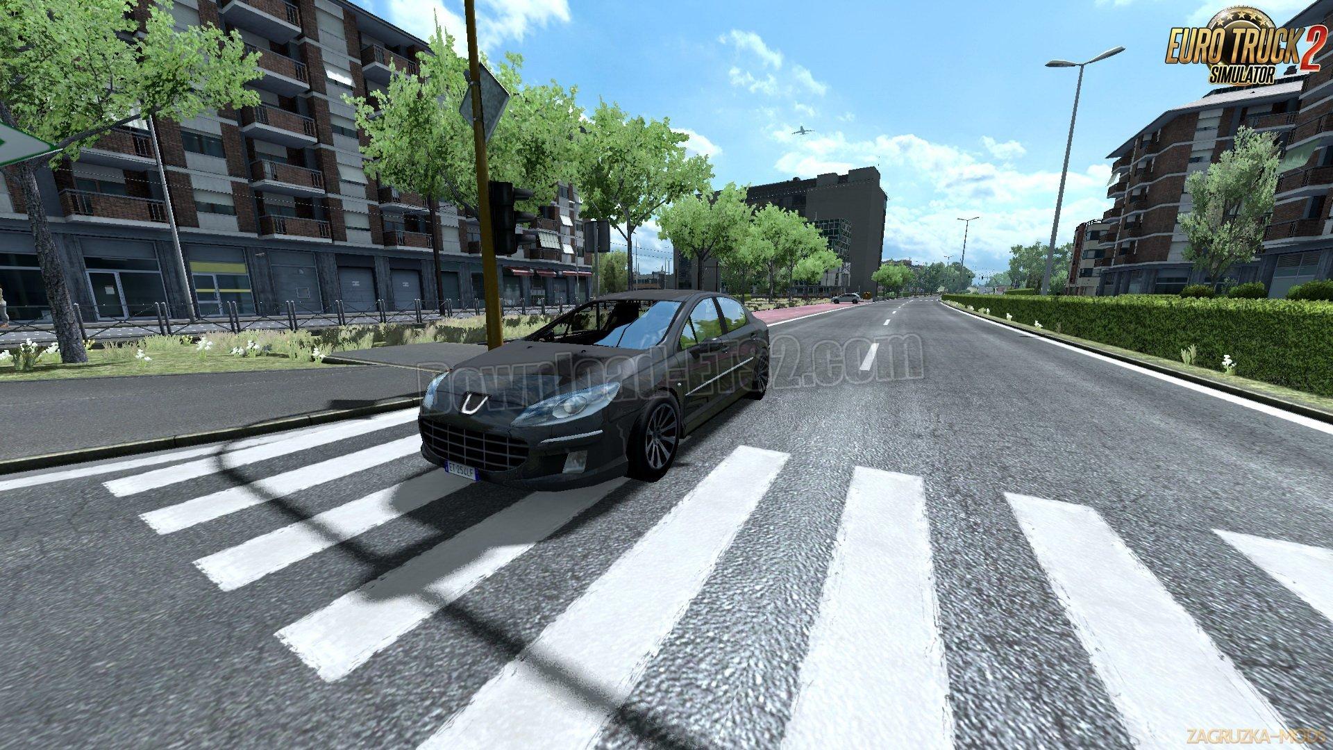 Realistic Graphics Mod v2 0 by Berat Afşin (1 32 x) for ETS 2