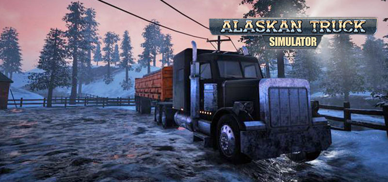 Alaskan Truck Simulator - Gameplay Trailer (Soon game)