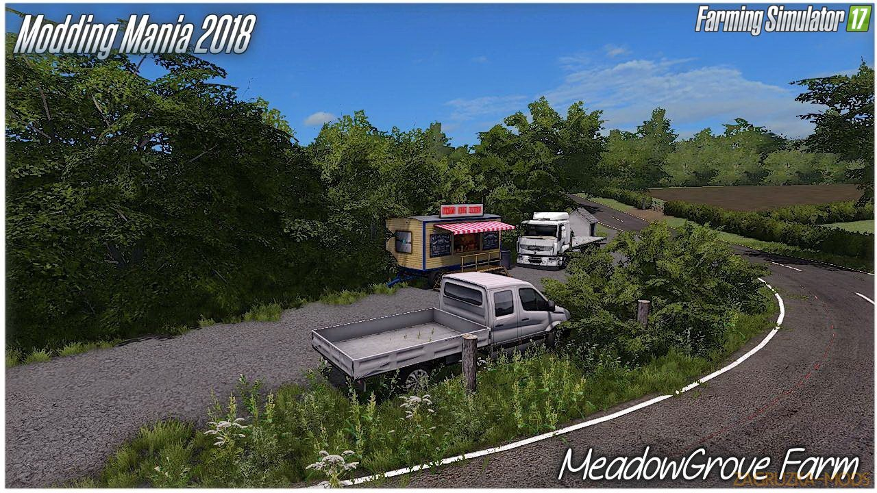 Meadow Grove Farm Map v2.0 for FS 17