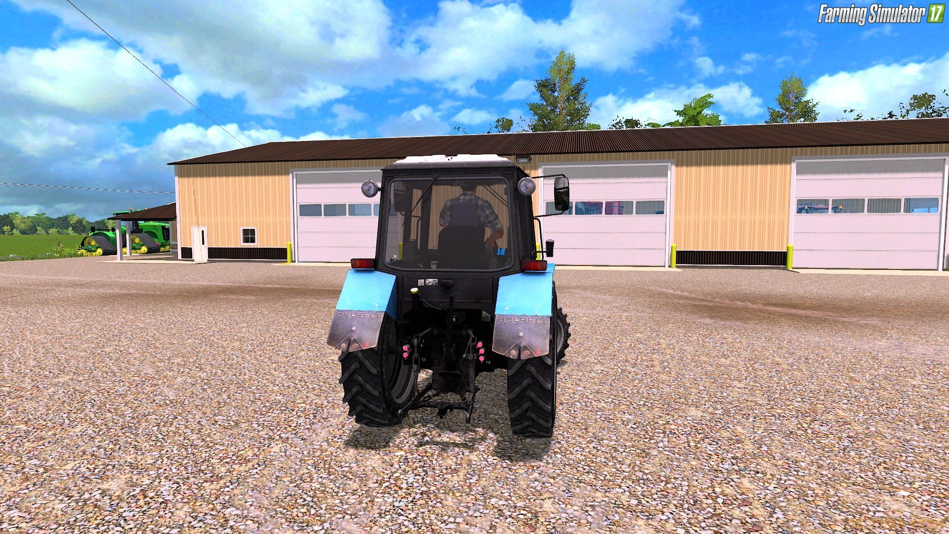 MTZ 82.1 Belarus v2.0 for FS 17