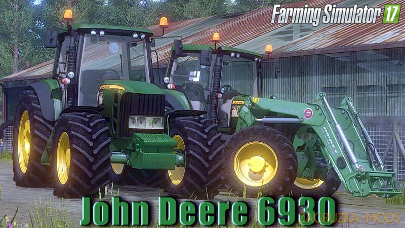 John Deere 6930 v1.0 for FS 17