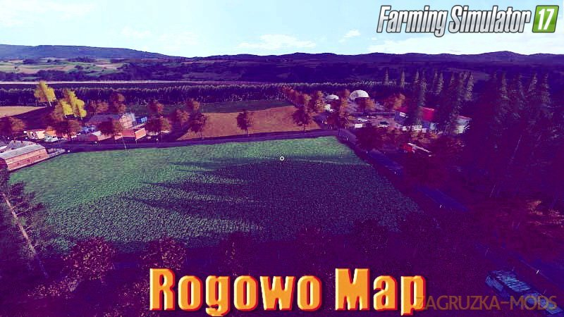 Rogowo Map v3.0 for FS17