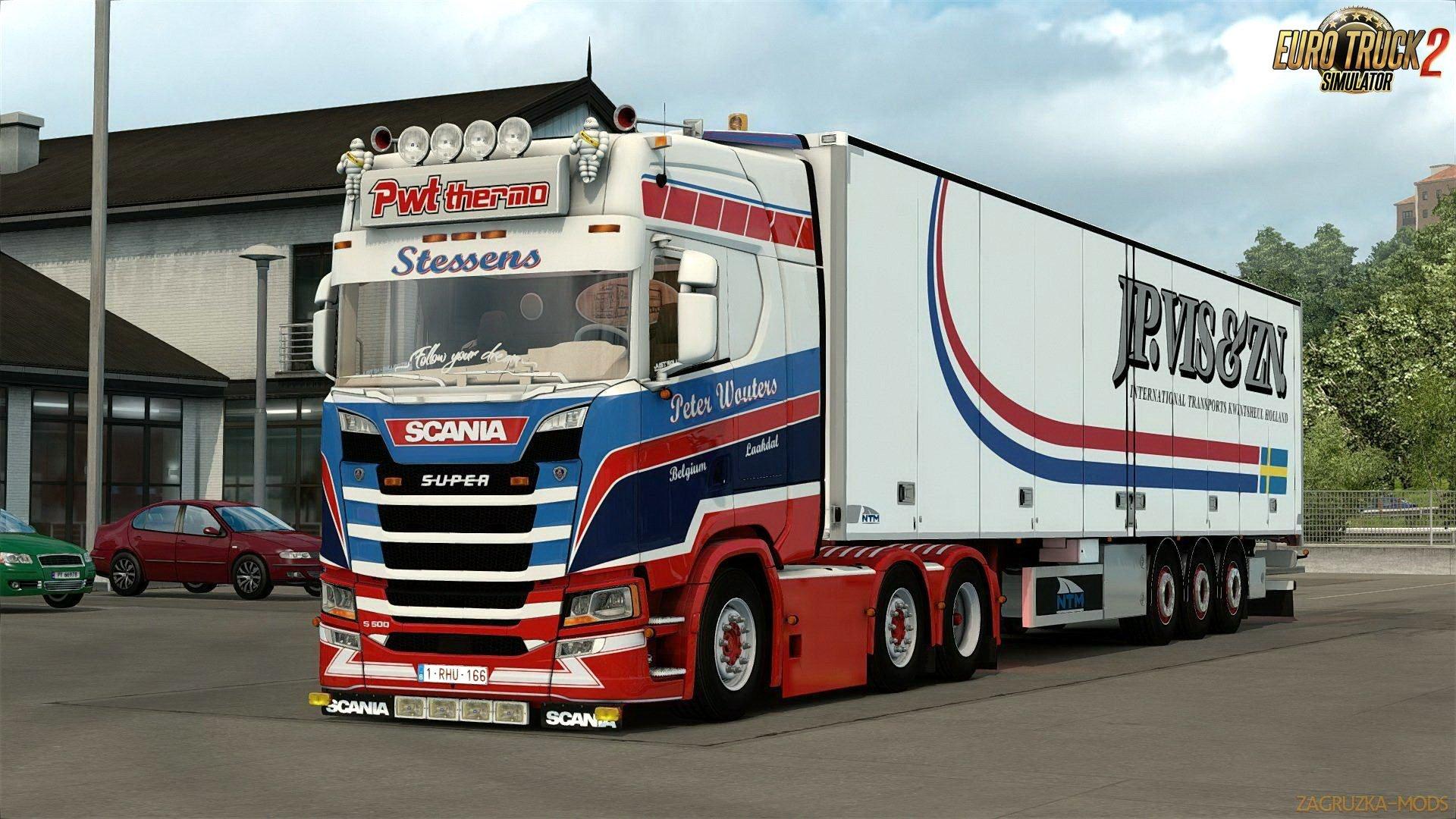 Scania NextGen S500 PWT Thermo Stessens v1.0 (1.36.x) for ETS 2