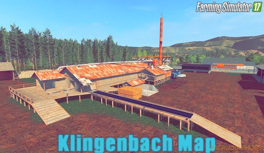 Klingenbach Map v1.5 (Seasons Ready) for FS 17