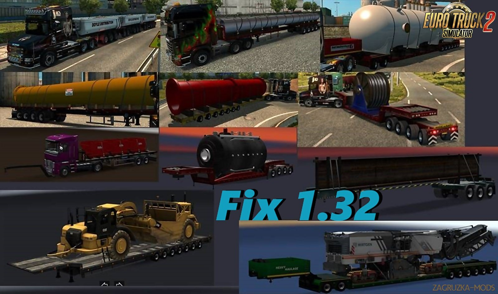 Fix 1.32 for Chris45 Trailers Pack v 9.10 [1.32.x]