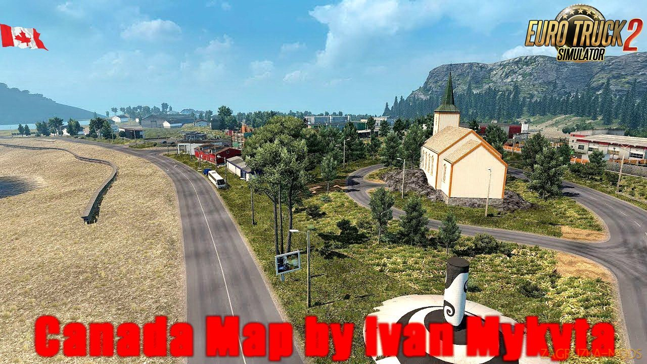 Canada Map v0.2.2 by Ivan Mykyta (1.32.x)