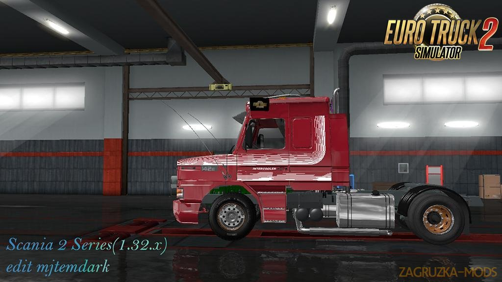 Scania 2 Series edited by mjtemdark [1.32.x]