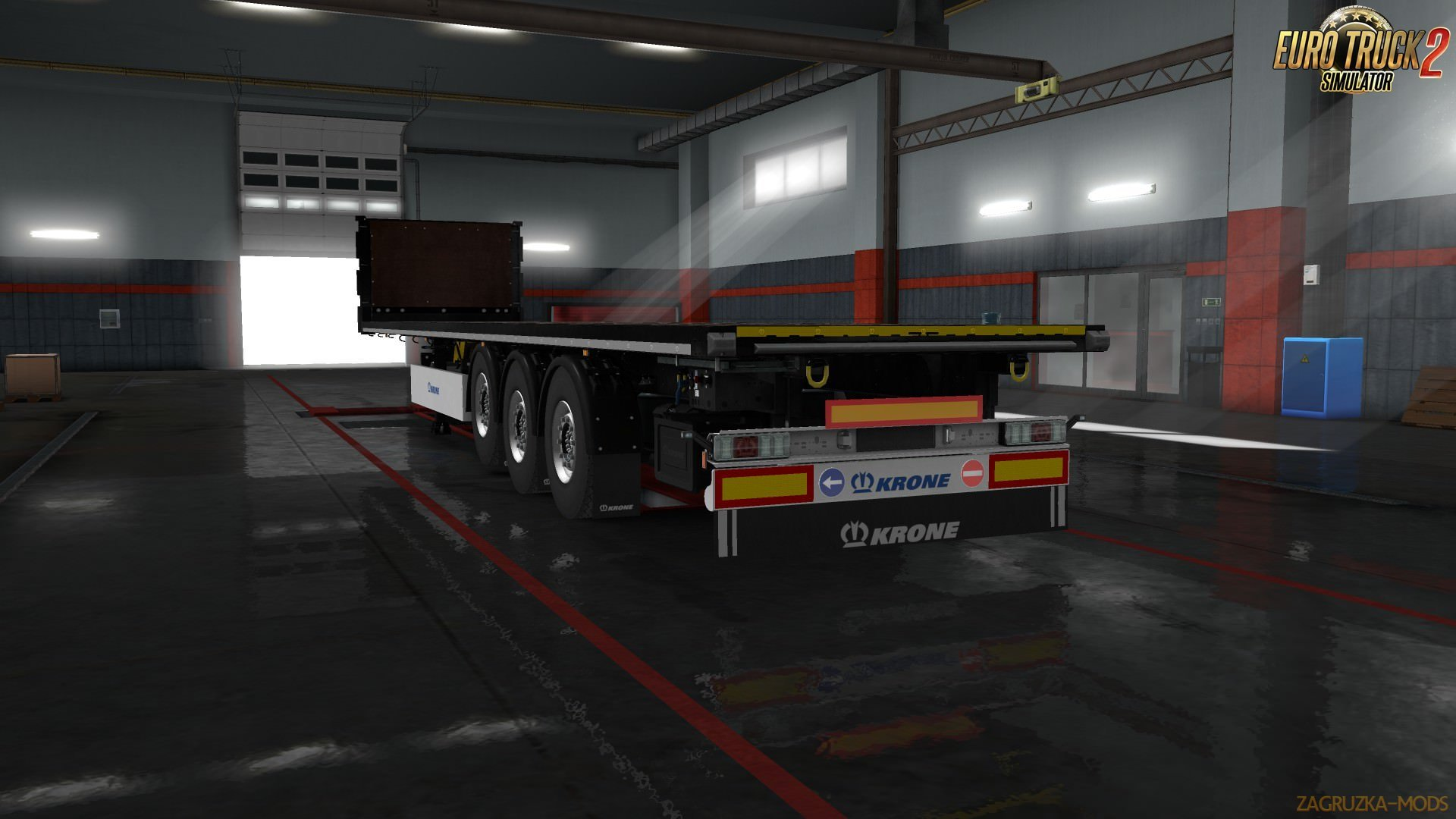 Signs on your Trailer [WIP] 0.4.40.00 beta by Tobrago