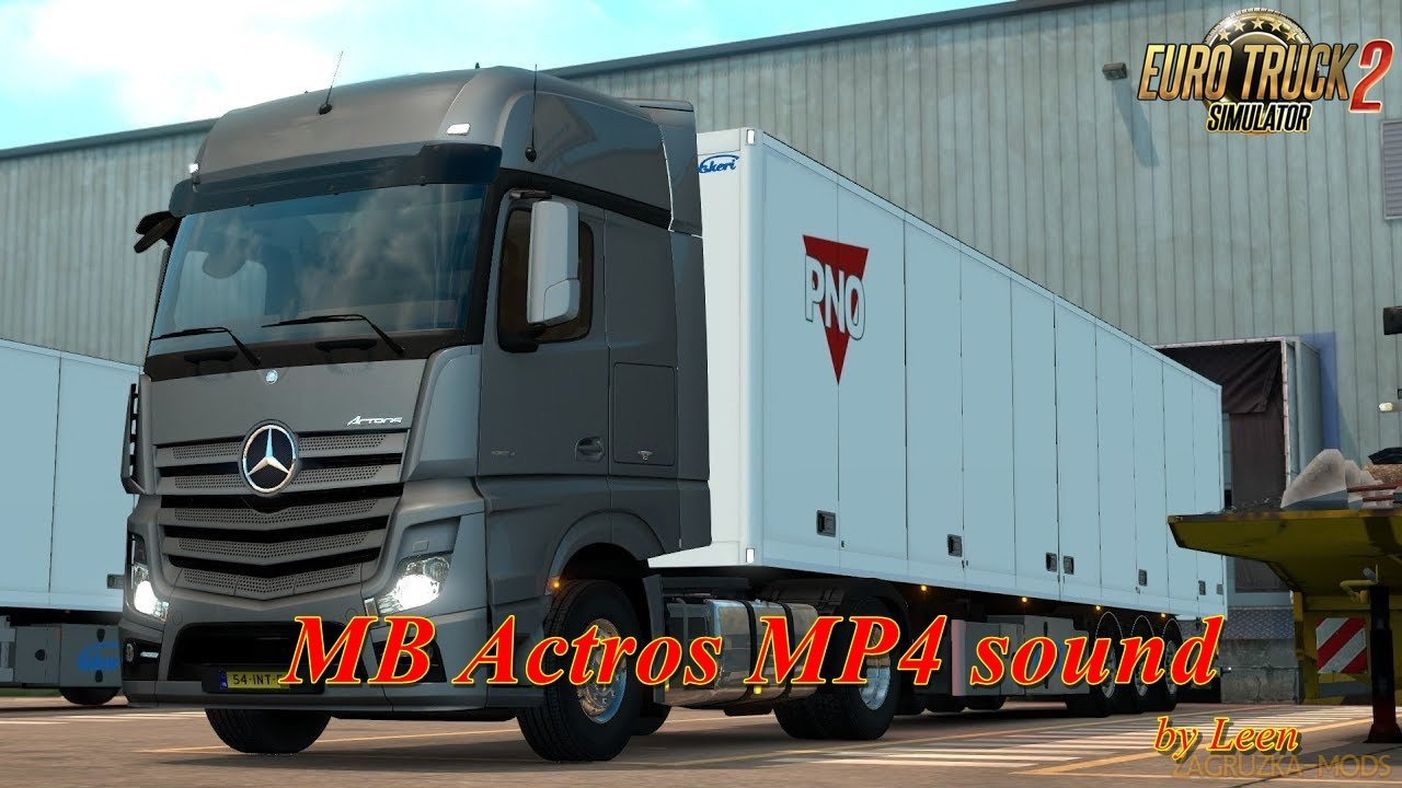 Mb Actros Mp4 Sound by Leen