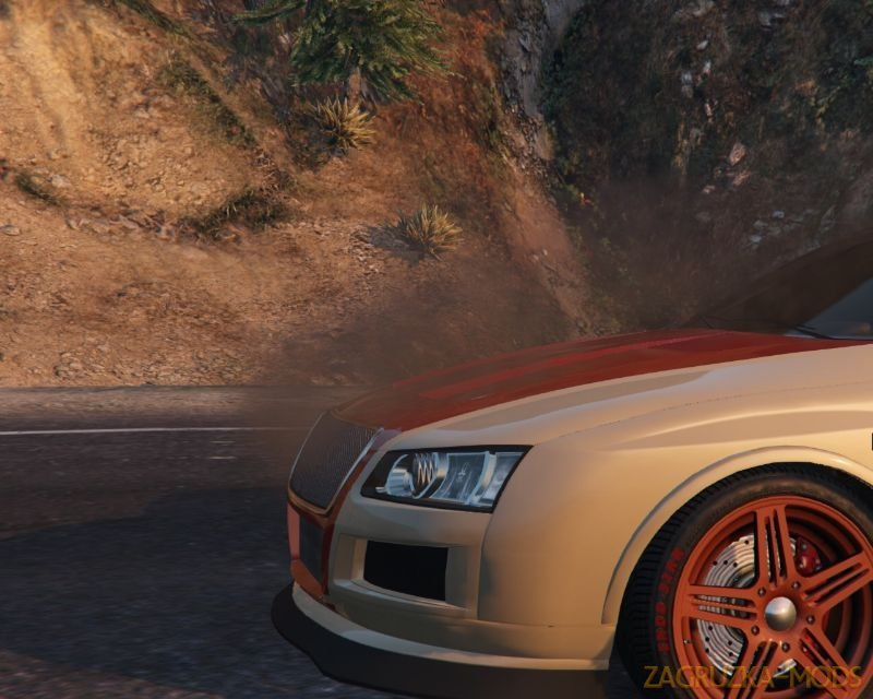 Engine Overheat Mod v1.1.3 for GTA 5