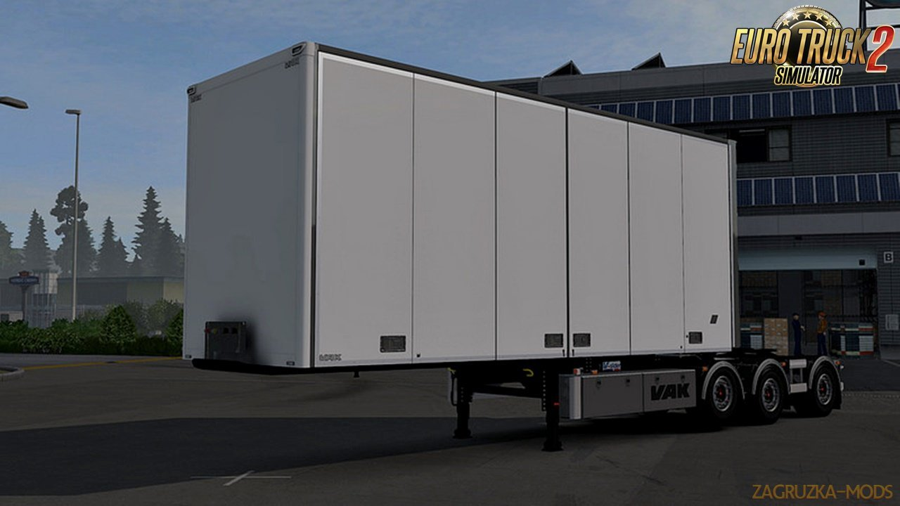 VAK Trailers v2.0 by Kast [1.33.x]