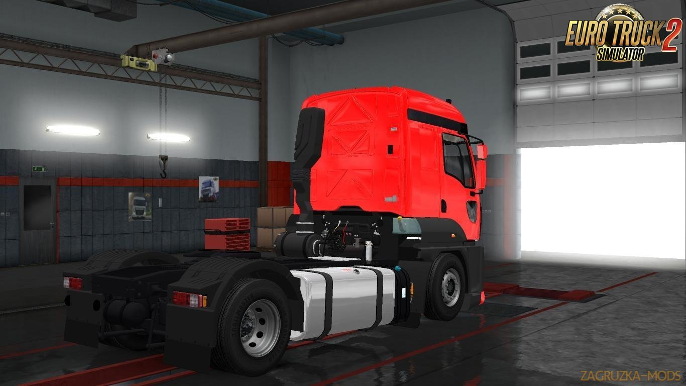 Ford Cargo 2842 for Ets2 [1.33.x]