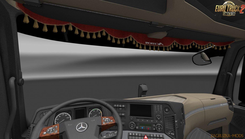 Mercedes Actros MP4 Reworked v1.6 [1.33.x]