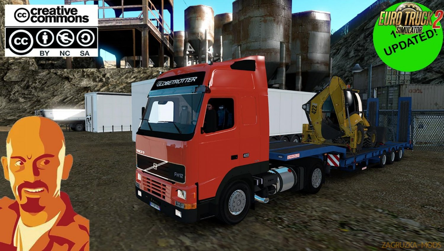 VOLVO FH MK1 (FH12 & FH16) for Ets2 1.33.x