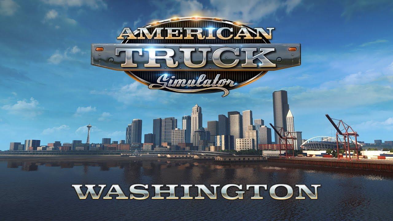 Washington DLC soon for ATS | American Truck Simulator