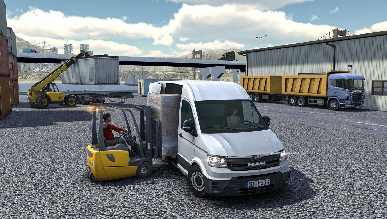 Truck & Logistics Simulator (2019)