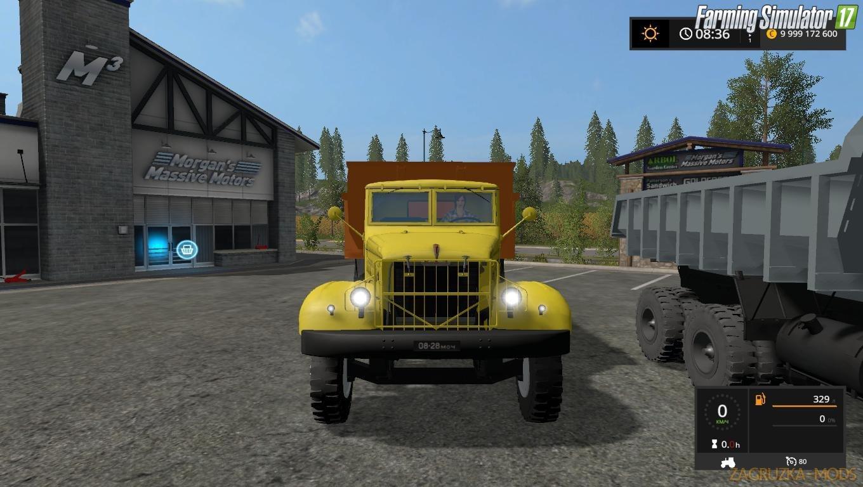 KrAZ-219 v1.0 for FS17