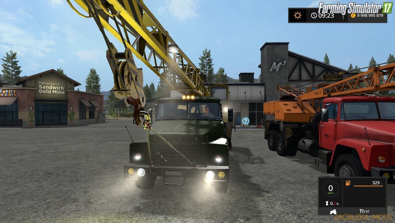 KrAZ-250 KS4561A v1.0 by Mirage for FS17