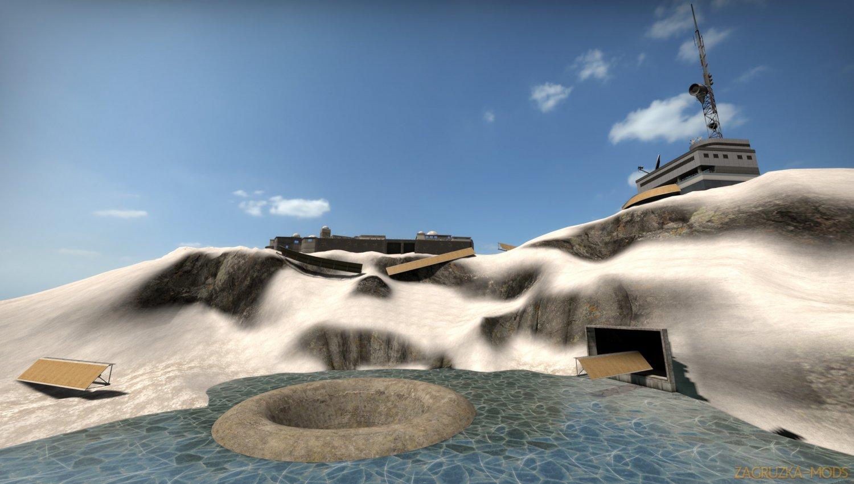 surf_snowslide Map v1.0 for CSGO