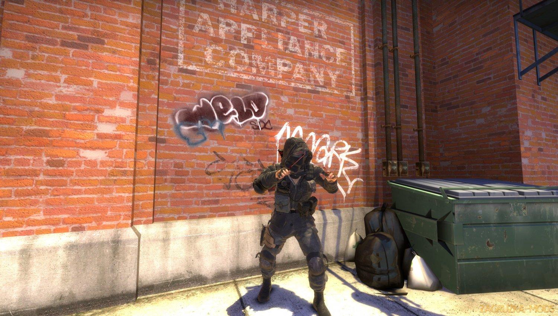 SAS Assault William Skin v1.0 for CSGO