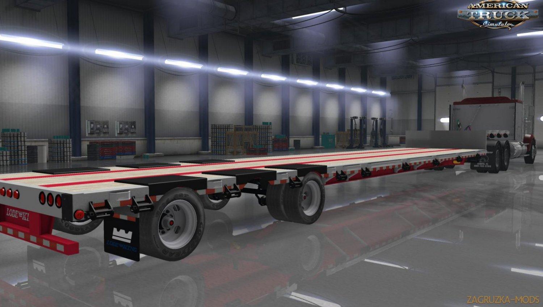 Trailer Lode King Drop Deck v2.5 (1.33.x) for ATS