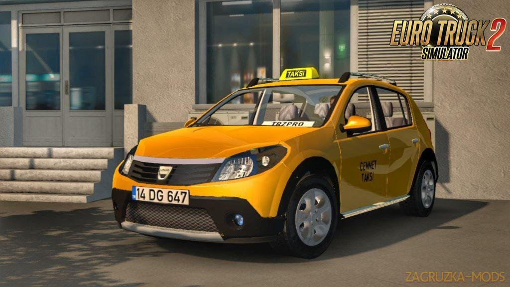 Dacia Sandero V1R2 for Ets2
