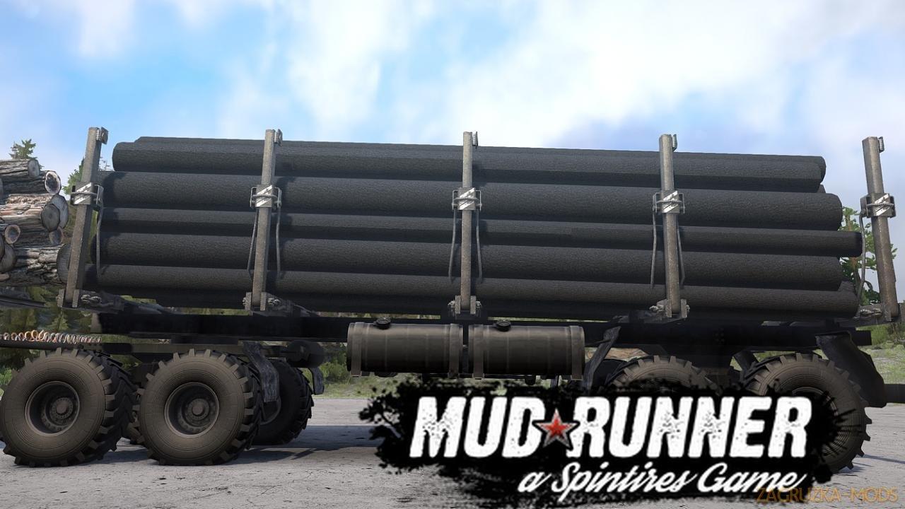 YAMAL B-6 L Off-Road v1.0 (v19.11.18) for SpinTires: MudRunner