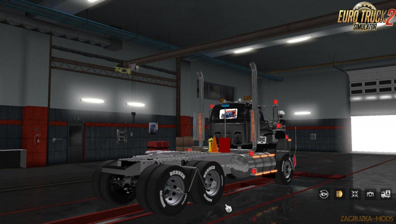 DODGE 900 CNT v2.0 for Ets2